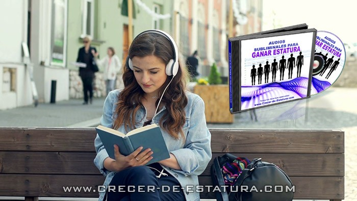 audio subliminal para crecer de estatura